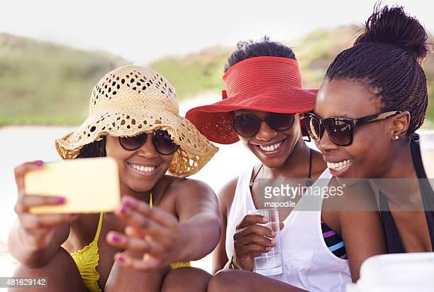Capturing fun times at the beach