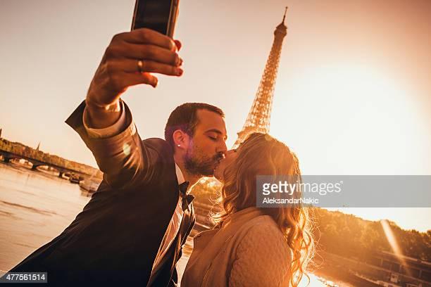 Bemerken Sie unsere Liebe in Paris
