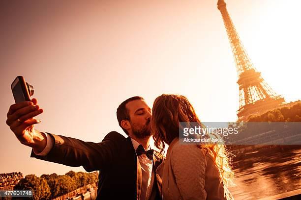 Capturer l'amour à Paris