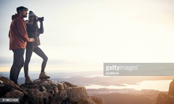 Capturing the beauty of the world
