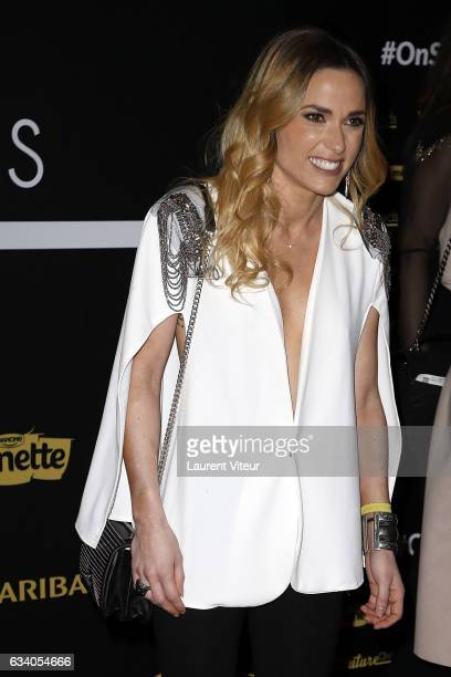 Capucine Anav attends the '4th Melty Future Awards' at Le Grand Rex on February 6 2017 in Paris France