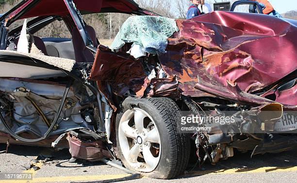 Autounfall Serie: Teil 2