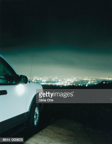 Car at Observation Point