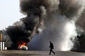Car Bomb Explodes In Southern Area of Baghdad