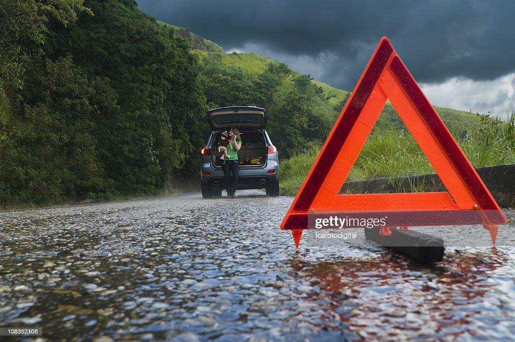 Car Breakdown : Stock Photo