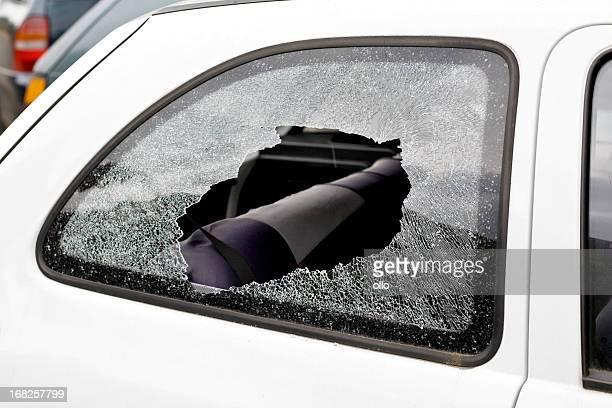 Car DESCANSO-in, terminaron con ventana