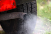 Car exhaust emmisions