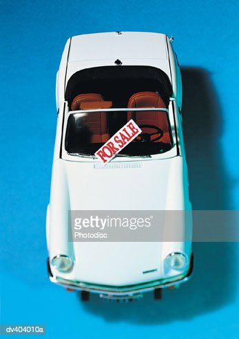Car for sale : Stock Photo