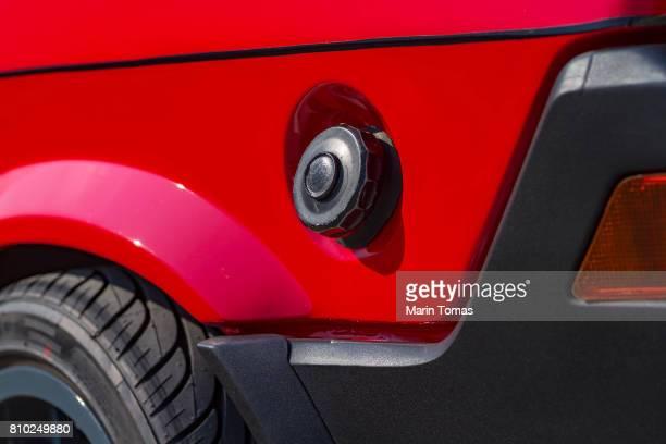 Car fuel tank