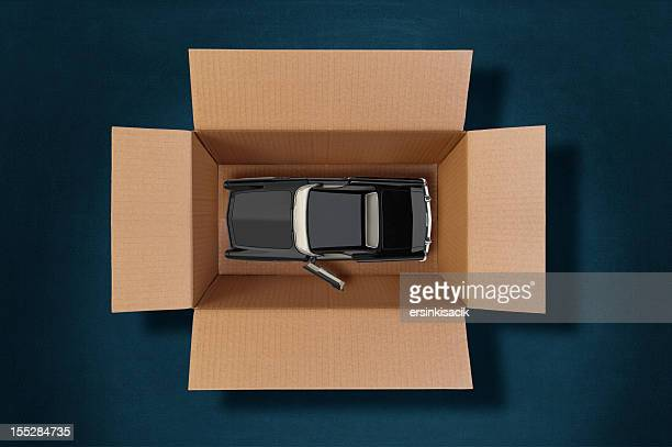 Car in the box