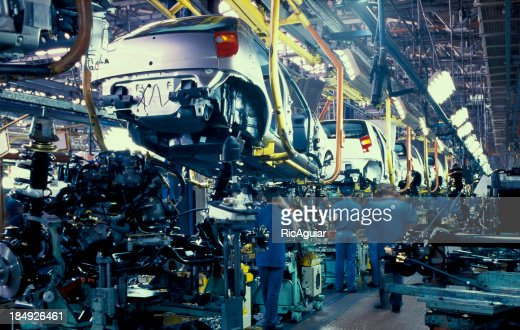car industry, automobile