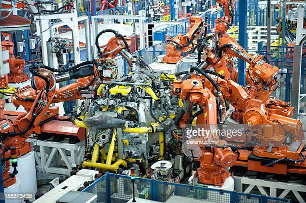 Industria del automóvil