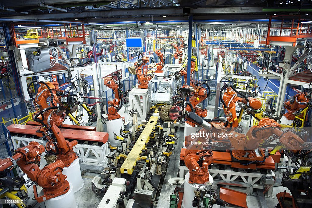 Industrie automobile : Photo