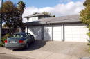 A car is parked outside a home believed to belong to Frank Lindh December 3 2001 in San Rafael California Frank Lindh is the father of 20 year old...