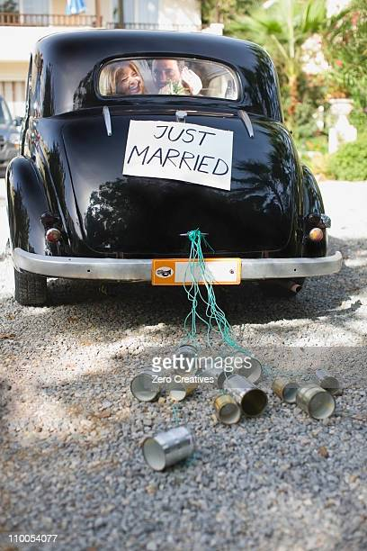 Car Just Married
