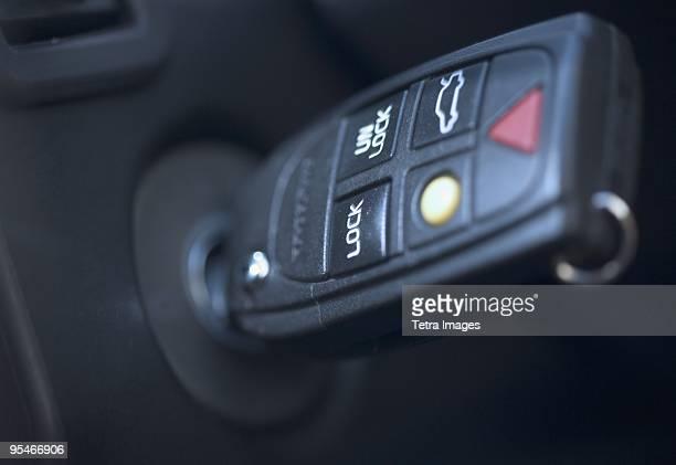 Car lock controls