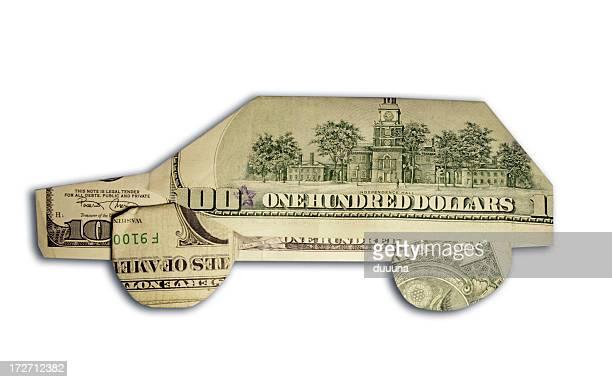 Auto aus us-Dollar