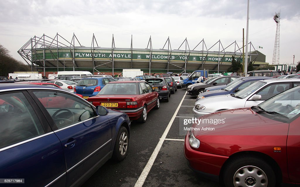 Car Parking At Home Park Stadium To Plymouth Argyle