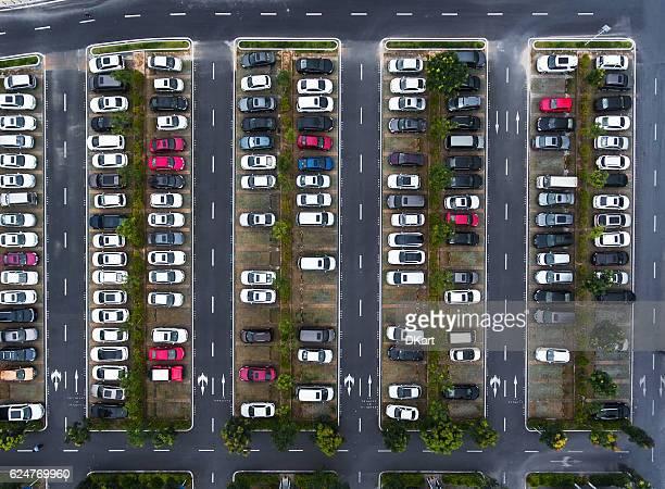 Parkplatz parken