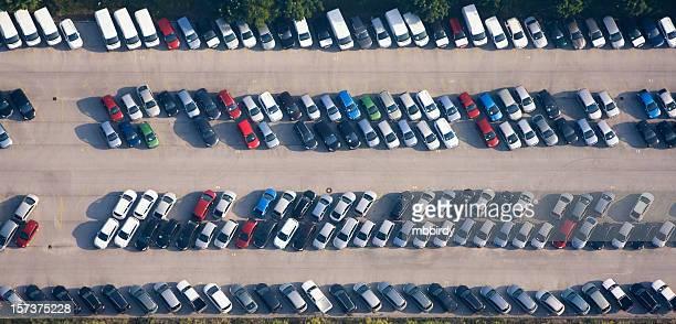 お車の駐車場