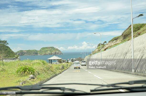 Car point of view in Niijima