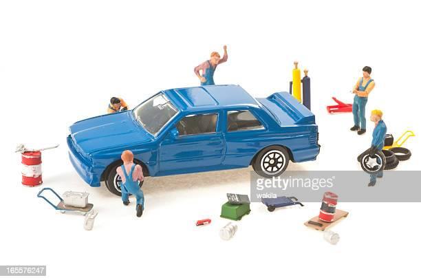 Auto repair-Autobahn