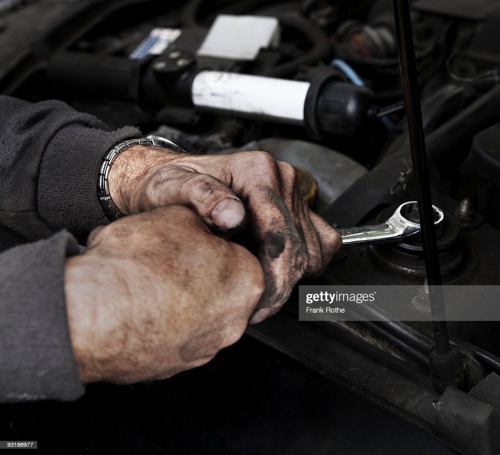 car repair : Stock Photo