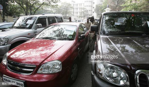 Car Robbery Automobiles Cars Thirteen luxurious cars worth Rs 13 crore were seized by Malabar Hill police station on Monday