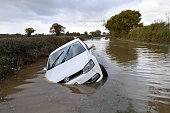GBR: The Town Of Fishlake Is Flooded After The River Don Burst Its Banks