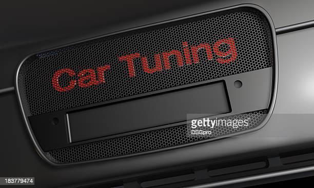 Auto einstellen