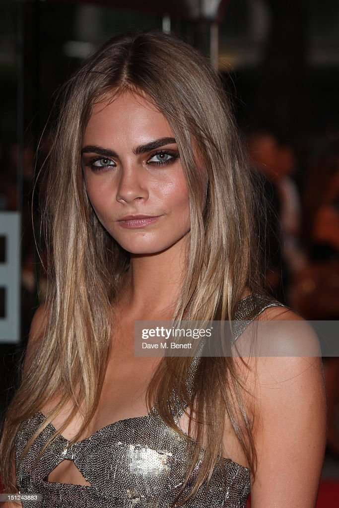 <a gi-track='captionPersonalityLinkClicked' href=/galleries/search?phrase=Cara+Delevingne&family=editorial&specificpeople=5488432 ng-click='$event.stopPropagation()'>Cara Delevingne</a> arrives at the World premiere of 'Anna Karenina' at The Odeon Leicester Square in London, England.