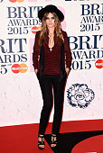 Cara Delevingne attends the BRIT Awards 2015 at The O2 Arena on February 25 2015 in London England