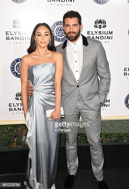Cara Santana and Jesse Metcalfe arrive at The Art of Elysium presents Stevie Wonder's HEAVEN Celebrating the 10th Anniversary at Red Studios on...