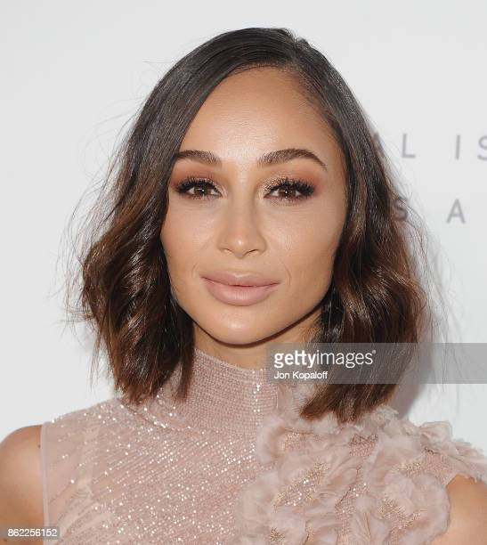 Cara Santana arrives at ELLE's 24th Annual Women in Hollywood Celebration at Four Seasons Hotel Los Angeles at Beverly Hills on October 16 2017 in...