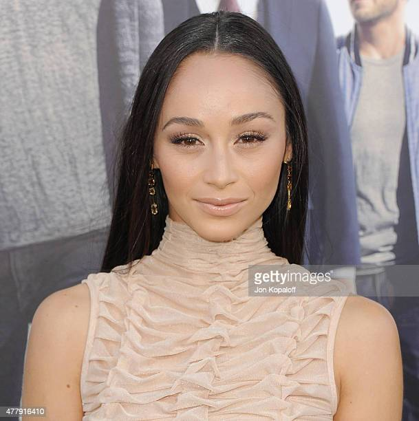 Cara Santana arrives at the Los Angeles Premiere 'Entourage' at Regency Village Theatre on June 1 2015 in Westwood California