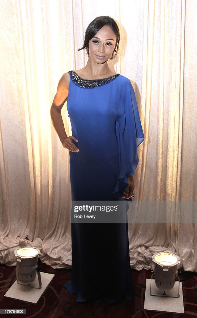 <a gi-track='captionPersonalityLinkClicked' href=/galleries/search?phrase=Cara+Santana&family=editorial&specificpeople=4311902 ng-click='$event.stopPropagation()'>Cara Santana</a> at the The UNICEF Audrey Hepburn Society Ball at Wortham Center Brown Theater on September 6, 2013 in Houston, Texas.