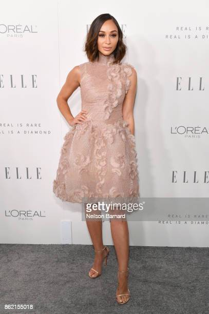Cara Santana attends ELLE's 24th Annual Women in Hollywood Celebration presented by L'Oreal Paris Real Is Rare Real Is A Diamond and CALVIN KLEIN at...