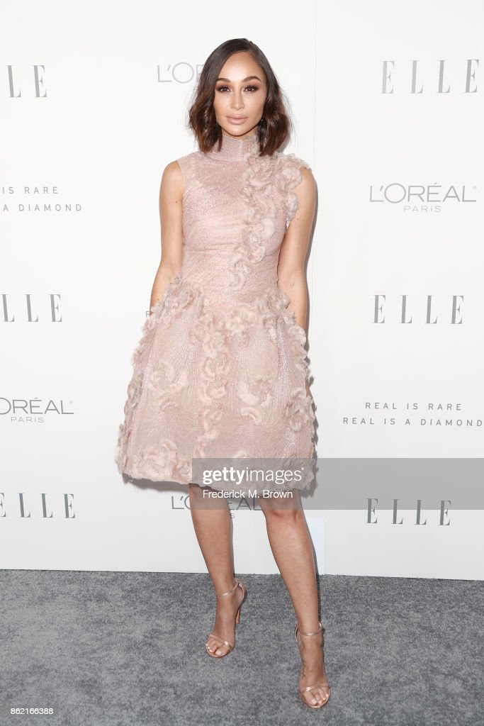 Cara Santana attends ELLE's 24th Annual Women in Hollywood Celebration at Four Seasons Hotel Los Angeles at Beverly Hills on October 16, 2017 in Los Angeles, California.