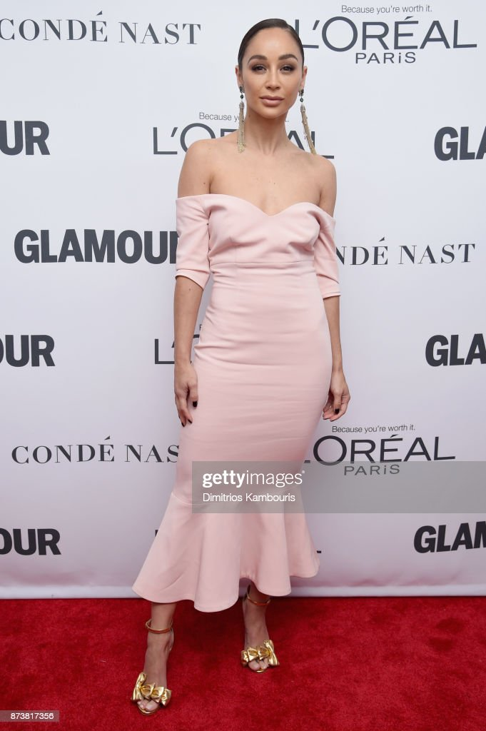 Cara Santana attends Glamour's 2017 Women of The Year Awards at Kings Theatre on November 13, 2017 in Brooklyn, New York.