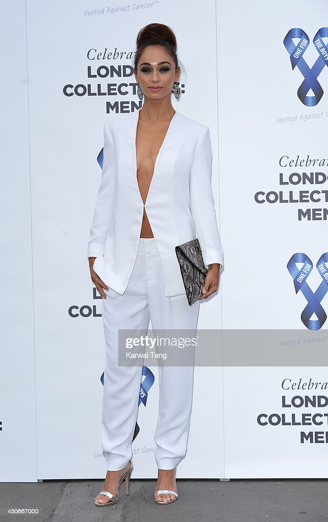 Cara Santana attends the One For The Boys charity ball during the London Collections Men SS15 on June 15 2014 in London England