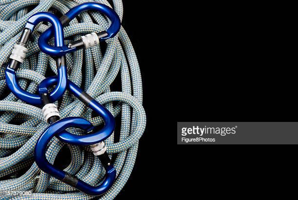 Carabiners and Rope
