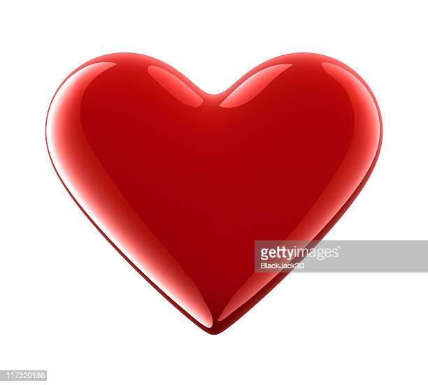 Caramel heart