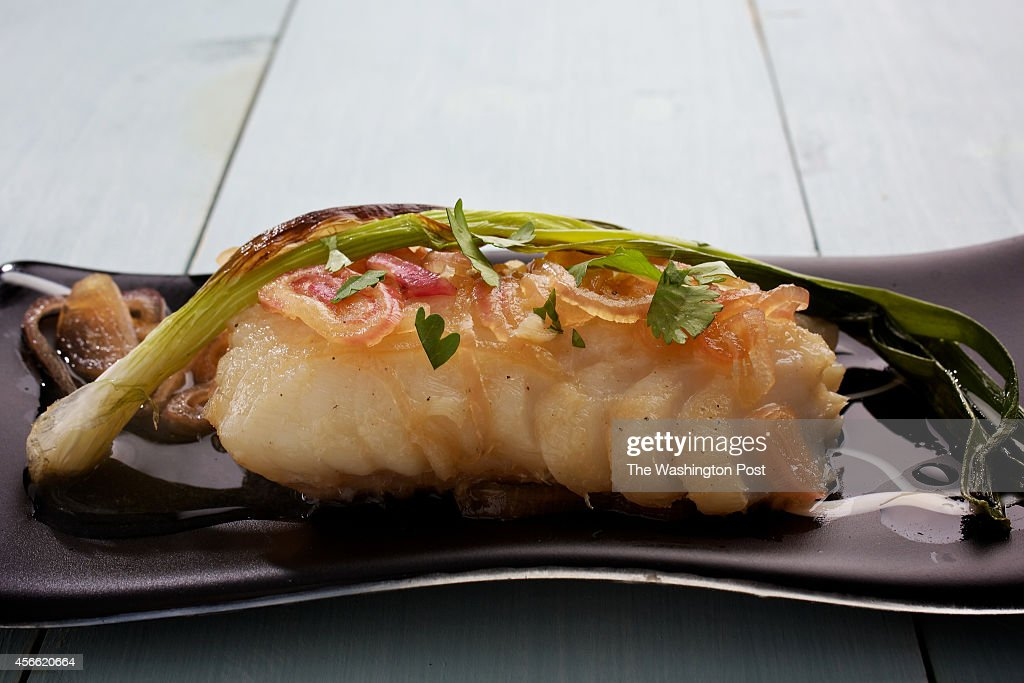 CaramelCooked Cod