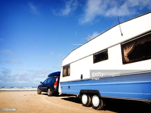 Caravane ou camping-cars
