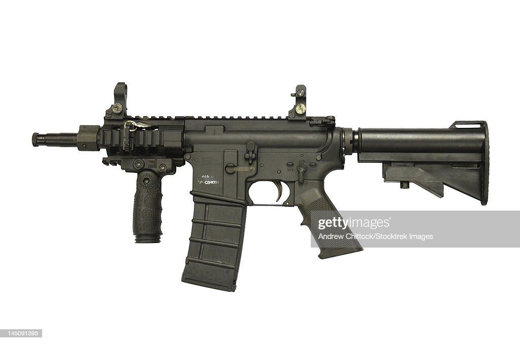 M4 Carbine 5.56mm micro variant.