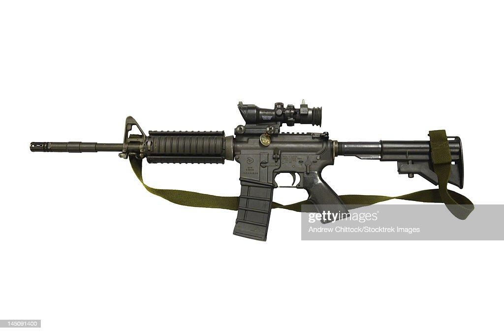 C8 carbine.