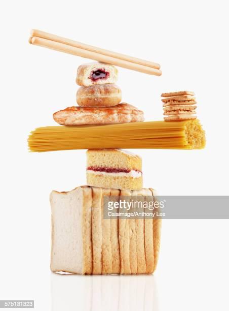Carbohydrates balancing