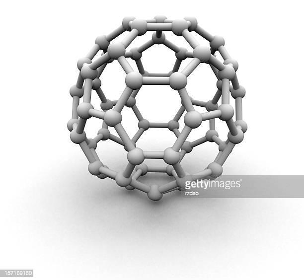 Carbon 60 molecule structure