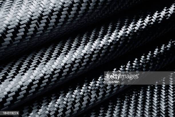 Aus Carbonfaser-Material.