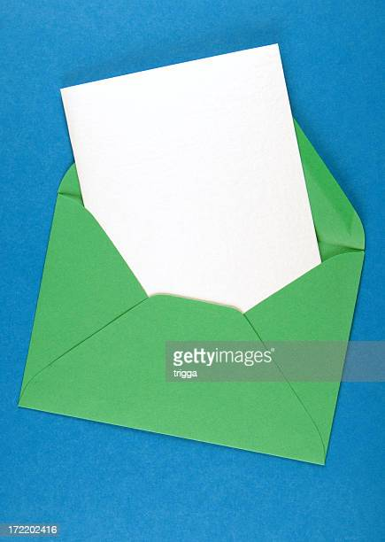 Card and envelope